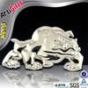 Made in china metal car logo badge emblem