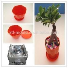 In Time Communication for Multi Cavity Mold Plastic Flowerpot Mold Maker