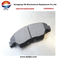 wholesale! Hi-q ! ceramic/semi metallic/ low metallic hyundai galloper brake pads with factory price