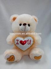 Custmized teddy bear / ODM plush bear toy /Personalized Teddy Bear Stuffed plush toys