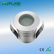 china supplier led downlight under cabinet light 1w 3w with factory price