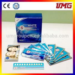 Home use Teeth Whitening Strips better than crest whitestrips 3d