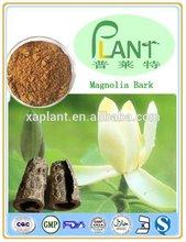 Natural Magnolia bark extract--magnolol , honokiol