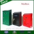 small حجم علبة البريد الخضراء yl0126 ايطاليا مع محبوك وشاح مع تركيا فيلا للبيع في بودروم