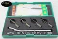 Hot vente 4 ensembles. baodean quantum quick lock outils portière ouverte kit/voiture outils crochetage