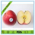 2014 orgánico chino fresco de frutas de manzana/manzana roja de fuji