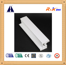 Building Material Plastic PVC Profile For windows and doors