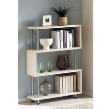 office furniture type and melamine material open file shelves