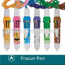 Children Pen,Student Pen,Ball Pen With String