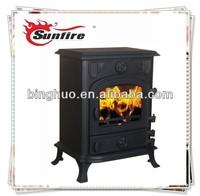 JA013S Modern Mini Cast Iron Stoves/Prity Cast Iron Wooden Stoves