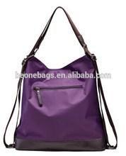 Alibaba Express China Factory Stock Price Nylon Shoulder Shopping Bag
