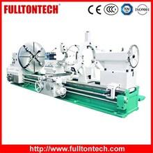 China FULLTONTECH CNC&Universal Big Chuck 1.4m Swing Heavy Duty Horizontal Lathe Machine