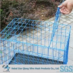 powder coated 5ft dog kennel cage