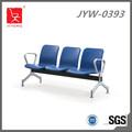 Novo produto metal vergalhões cadeira aeroporto cadeira de espera JYW-0393