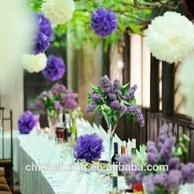 Light purple Wedding decoration indoor birthday party decoration