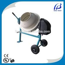 cm70 70l com ferro fundido tambor misturador concreto