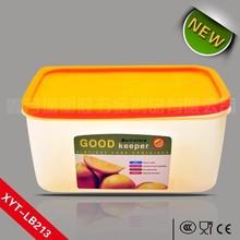 Rectangular Square Shaped keeping fresh box /crisper /airtight box /airtight container