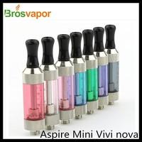 Hight Quality original products 3.5ml Aspire Vivi Nova, ecig clearomizer Vivi Nova Mini e cigarette