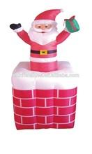 custom inflatable Chrismas Santa,inflatable christmas decoration,large inflatable christmas decorations