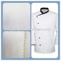 tecido de sarja tecido de algodão tingido de vestuário