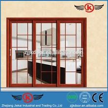 อลูมิเนียมประตูบานเลื่อนราคาjk-aw9156-aw9160jiekai/เลื่อนอุปกรณ์ประตูไม้/กระจกประตูบานเลื่อน