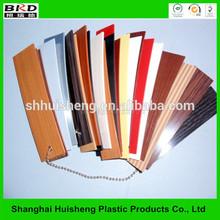 Self adhesive plastic protective strip
