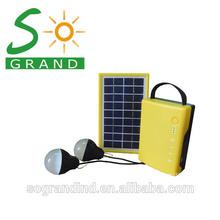 SOGRAND SOLAR PORTABLE KIT 10W HOME SOLAR PANEL KIT 10W HOT SELLING HIGH QUALITY
