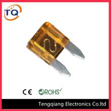 mini electrical auto fuse automotive fuse types