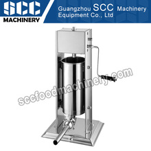 5L 7L 10L 15L vertical Manual Stainless Steel Sausage hand machine for sausage