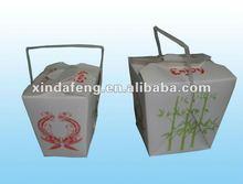 fold pack/take out box/Chinese food box