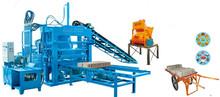 QTY4-20A compressed earth brick block making machine Alibaba Express Tanzania