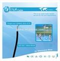Cable aislado de cobre precios/compuesto de pvc para el alambre y cable/cable aislado de cobre 450/750v