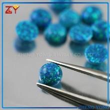 Opal Cabochon / Opal Stone / Blue Fire Opal
