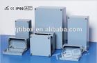 IP66 CE approved Aluminum box aluminium enclosure for electrical industry, TIBOX