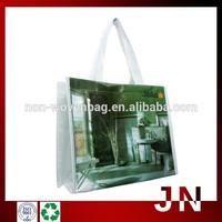PP Non Woven Shopping Bag, Reusable Folding Tote Bags