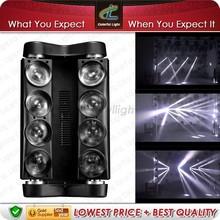 Guangzhou baiyun Spider light 90w 8*8 beam Led stage light