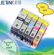 For Canon printer ink cartridge compatible for PGI825 CLI826 for Canon PIXMA IP4880/ IX6580/ MG5180 printer