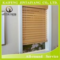 paulownia/pine wood window blinds