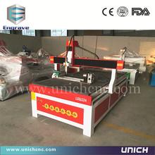 China unich 1224 cnc engraving machine&wood cnc router&cnc woodworking machine