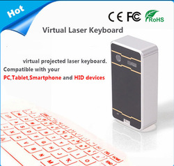 2015 New products FOOWOO keyboard printer projection bluetooth laser keyboard for iPad ,iPhone6, tablet pc ,laptop