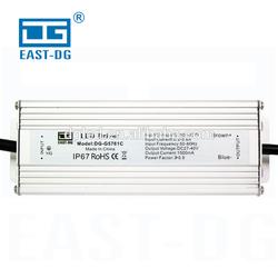 27-40V 1500MA 60w pf>0.95 slim led power supply from china factory 3years warranty