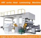 Reinforced aluminum foil making machine