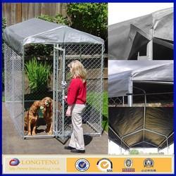 welded mesh big custom made dog cages