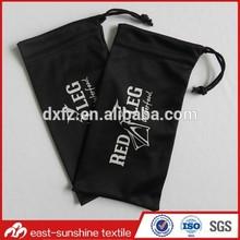 top grade microfiber pouch,glasses bag,silk drawstring microfiber glasses cleaning pouch