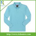 preço de fábrica do oem da mulher design uniforme escritório camisa pólo
