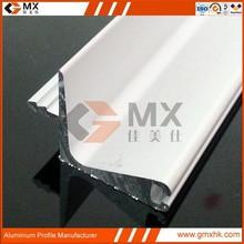 6000 series aluminum profiles for kitchen cabinet handle