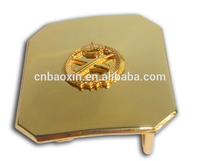 2014 Hot sale adjustable military buckle for belt