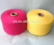 10s OE regenerated carded cotton yarn waste