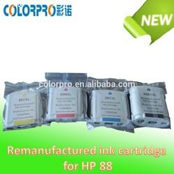 Refurbished ink cartridge for hp 88 for K5300/K5400dn/K5400dtn/K8600