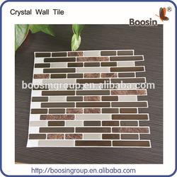 Multicolor Crystal Wall Tile Mosaic